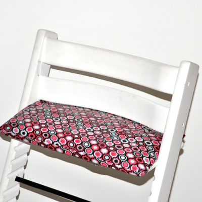 Retro children chair lief leuk en hip
